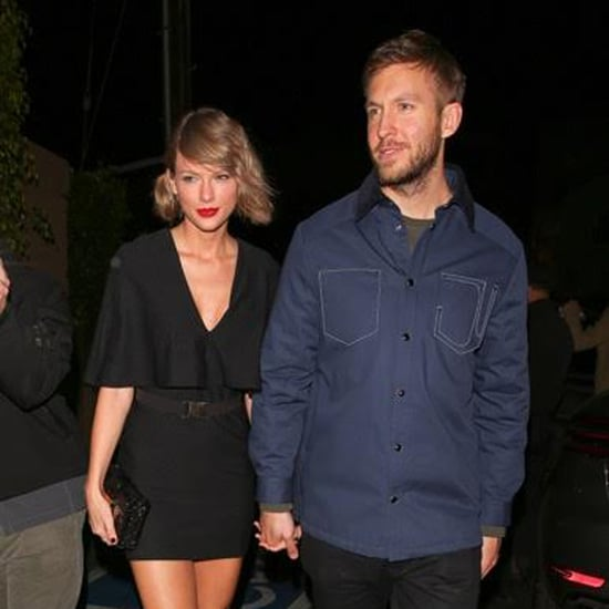 Taylor Swift and Calvin Harris in Santa Monica April 2016