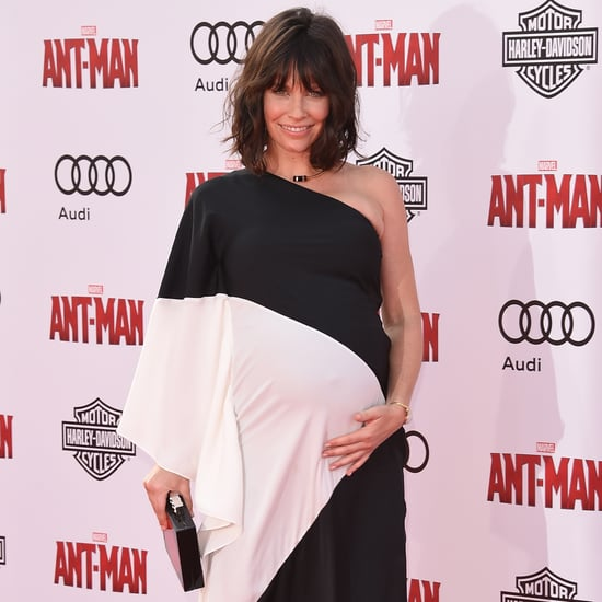 Evangeline Lilly Is Pregnant — See Her Baby Bump on the Red Carpet!