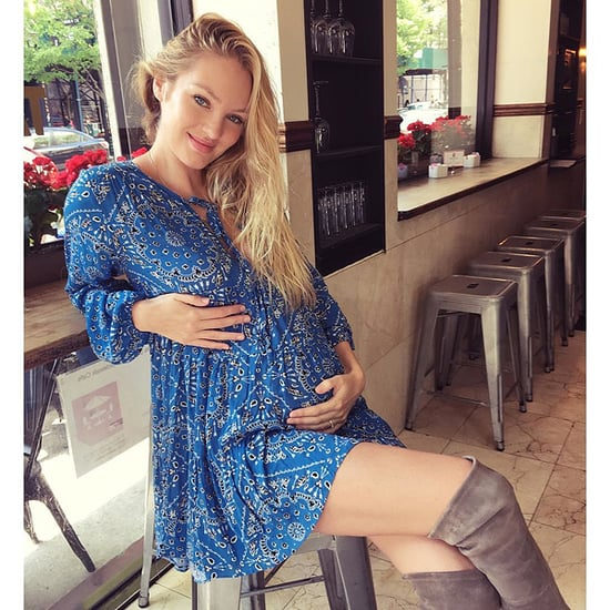Did Candice Swanepoel Reveal the Name of Her Son at Her Safari-Themed Baby Shower?