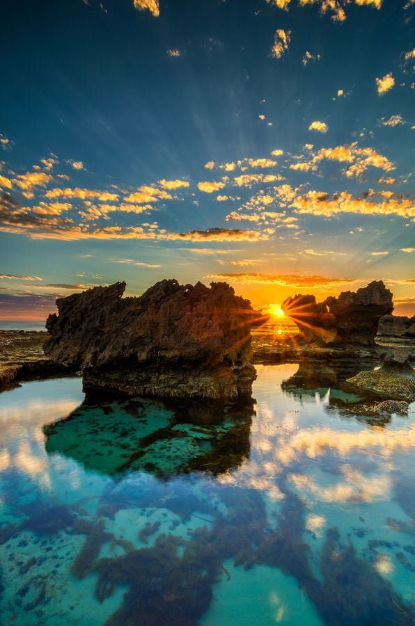 The Crags, Australia
