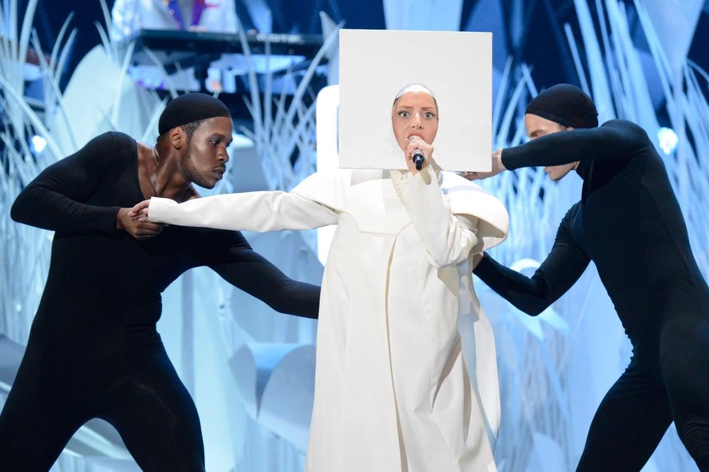 Lady Gaga at the VMAs