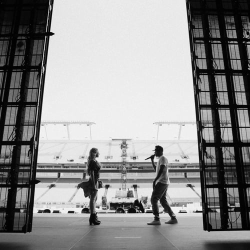 Beyonce and Jay Z's On the Run Tour Rehearsal   Video