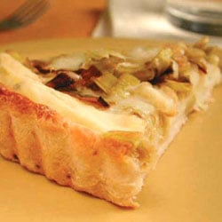 Sugar Shout Out: Try This Leek, Potato, and Fontina Tart!
