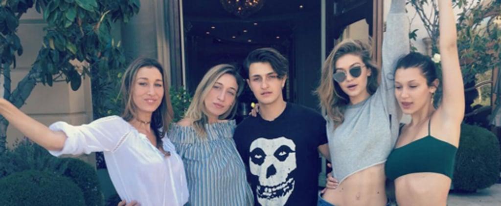 Gigi Hadid Kicks Off Her Birthday Weekend With a Sweet Family Celebration
