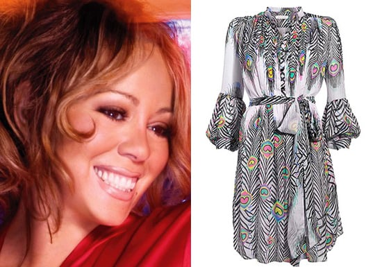 Mariah Carey Designs Clothing Line for HSN