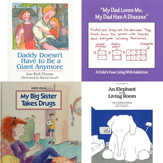 Kids Books About Addiction