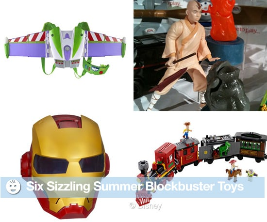 Summer Movie Toys For Kids