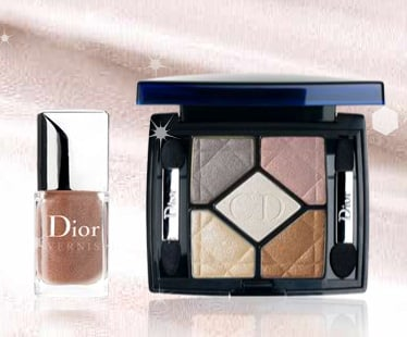 Dior Steps into the Limelight for Holiday 2007