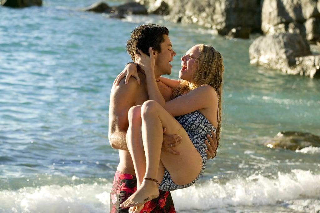 Dominic Cooper and Amanda Seyfried, Mamma Mia!