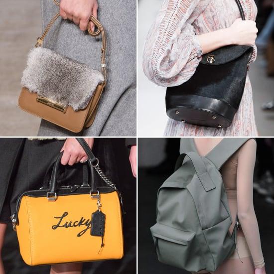 Best Runway Bags at New York Fashion Week Fall 2015