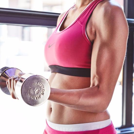 100-Rep Arm Workout