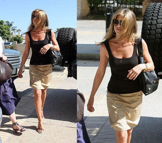 Celebrity Style: Jennifer Aniston