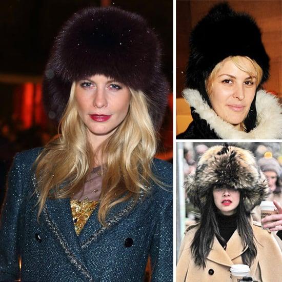 Trendy Winter Fur Hats