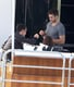 Anne Hathaway and Jake Gyllenhaal Stow Away on a Lovely Cruise