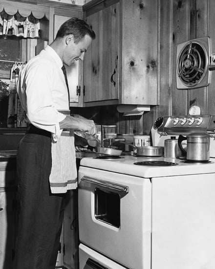 What Do Men Like to Cook?