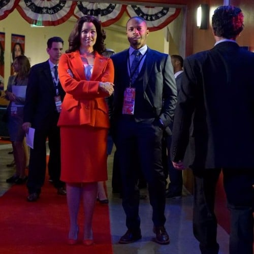 Who Are the VP Candidates on Scandal Season 5 Finale?