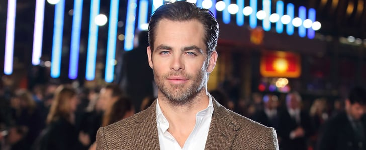 Chris Pine Will Play a Real-Life Hero