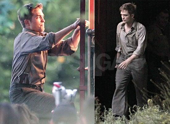 Photos of Robert Pattinson