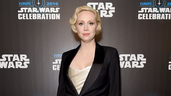 Gwendoline Christie Makes Powerful, Emotional Tribute to Victims of Bastille Day Attack at 'Star Wars' Celebration