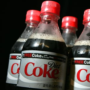 Diet Soda Increases Risk of Stroke