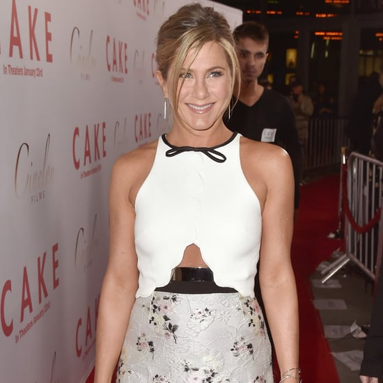Jennifer Aniston Cake Premiere Dress