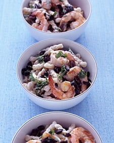 Greek-Style Pasta With Shrimp Recipe