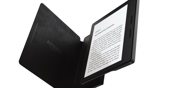 Amazon Just Launched A Super-Slim New Kindle
