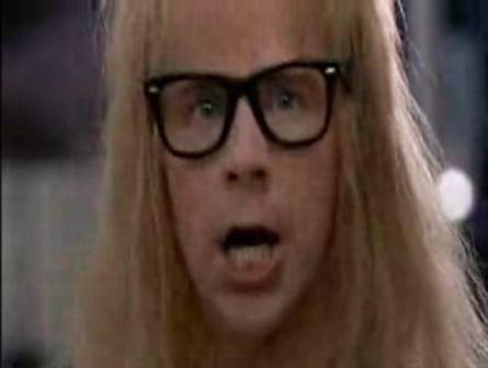 """FLASHBACK: Garth Gets """"Foxy"""""""