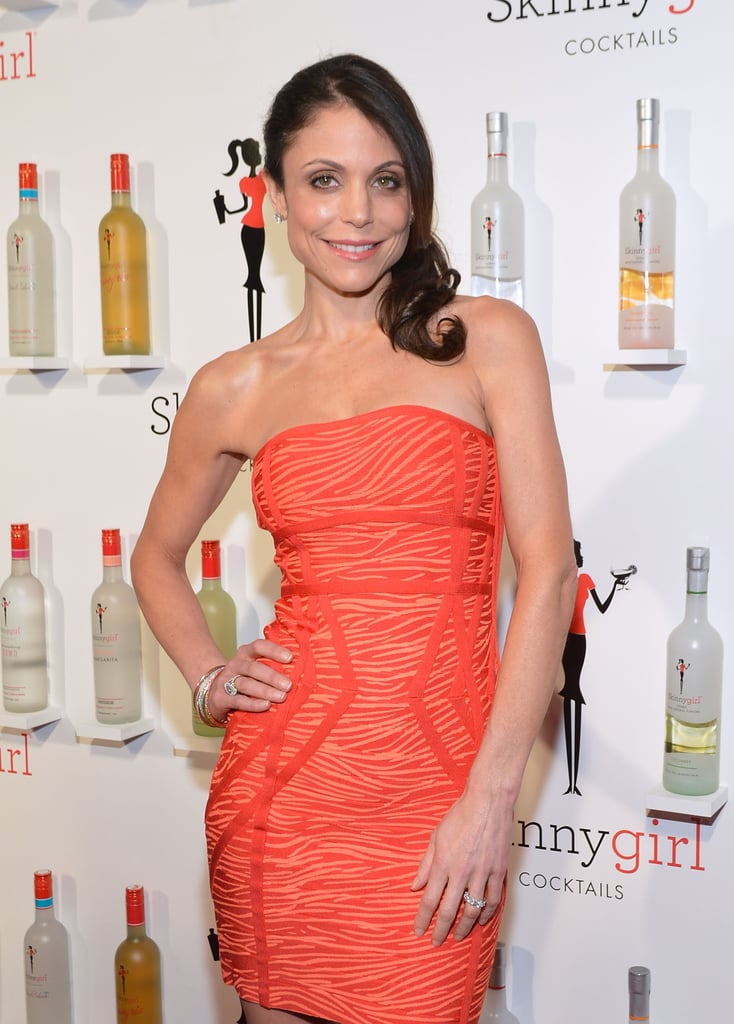 Bethenny Frankel is an American TV personality, entrepeneur, natural foods chef, author and social media whiz. She's 42 years old, very recently divorced for the second time, and mum to toddler daughter Bryn.