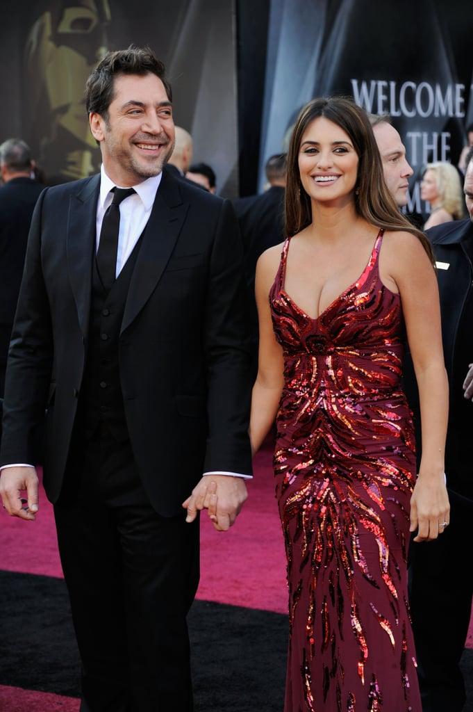Penélope Cruz and Javier Bardem
