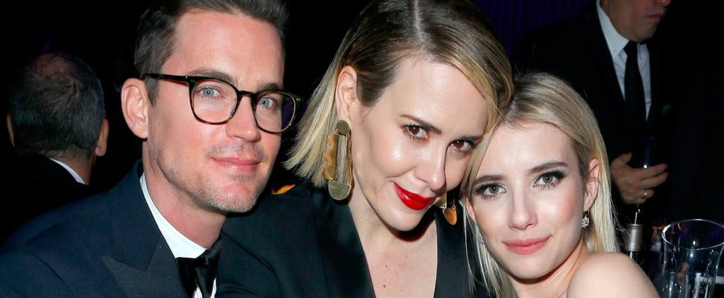 The Scream Queens and AHS Casts Collide at amfAR's Glamorous Gala