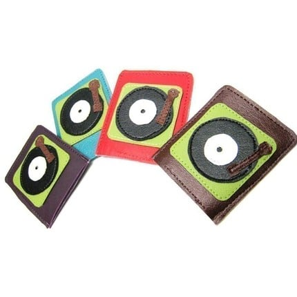 iPod Nano Case - Turntablism