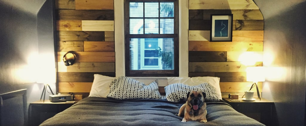 This DIY Project Completely Transformed a Bedroom For Less Than $200