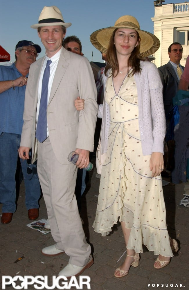Sofia Coppola and Spike Jones checked out the track in 2001.