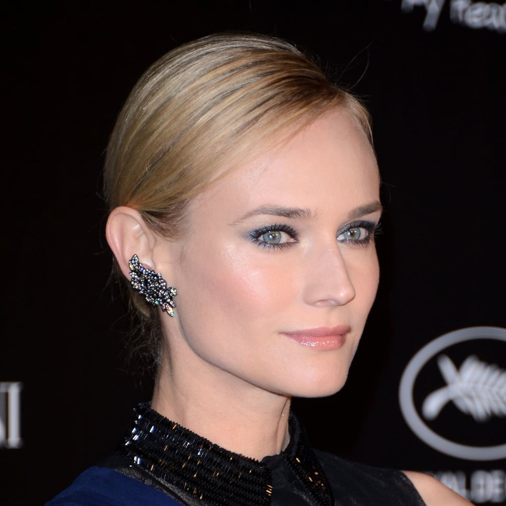 Diane Kruger at the Haiti Carnival in Cannes