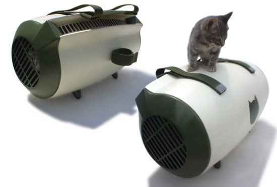 Cocoon Cat Carrier: Spoiled Sweet or Spoiled Rotten?