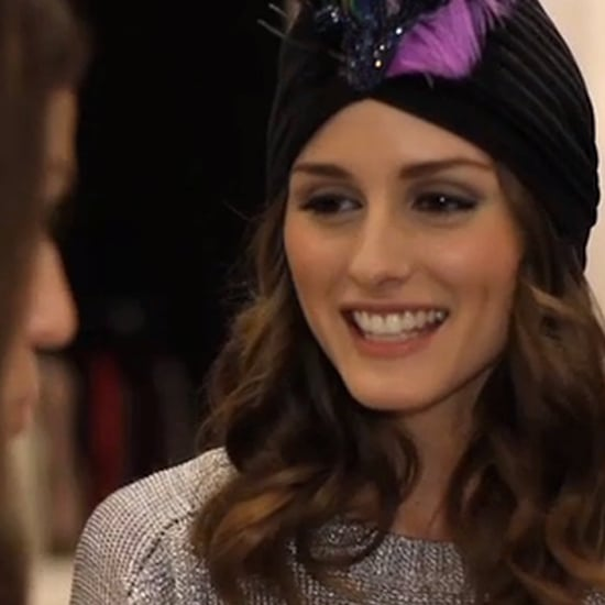 Olivia Palermo Styling Event at Topshop