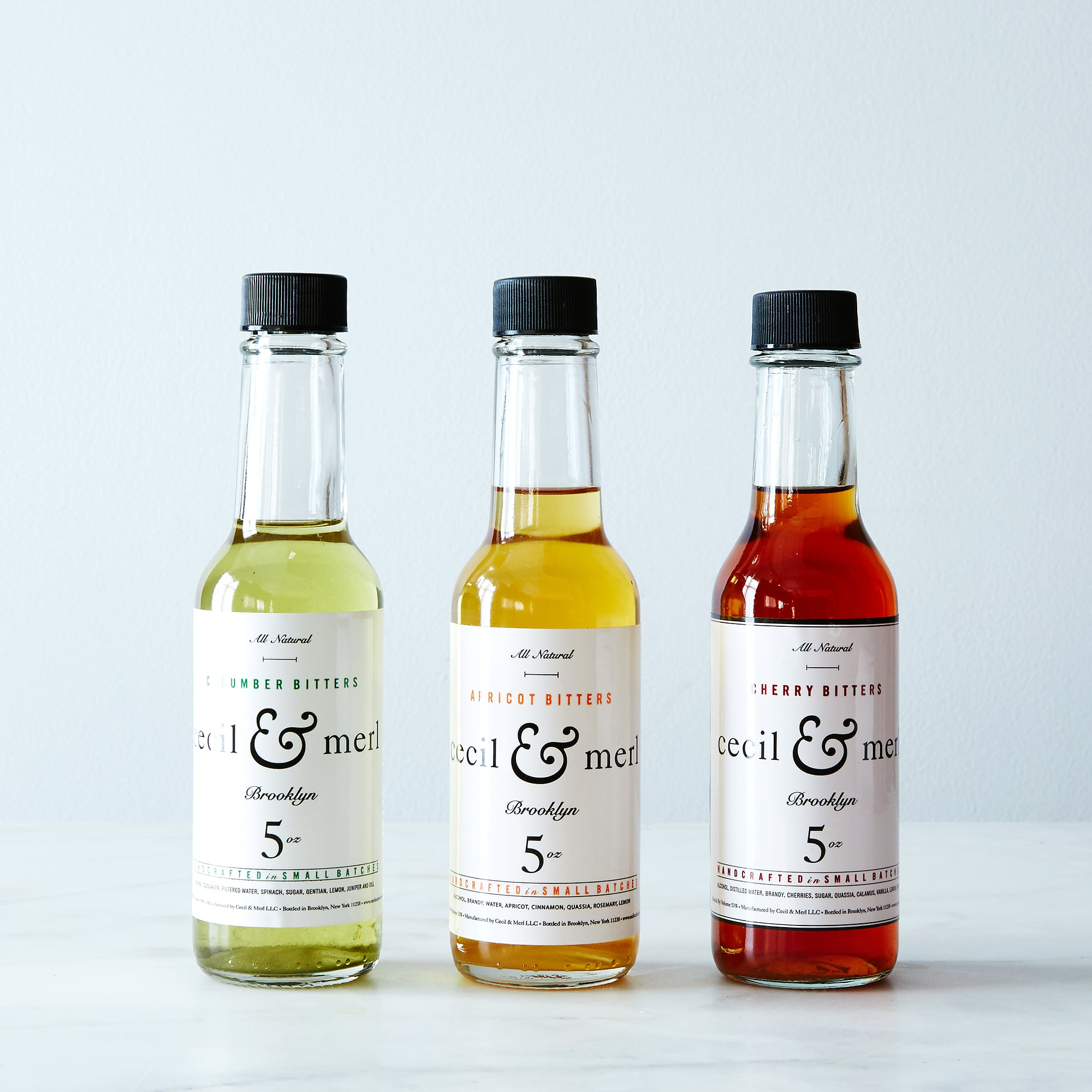 Cecil & Merl Fruit Bitters