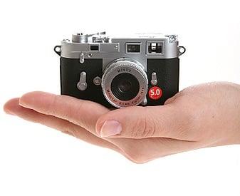 Leica Mini Digital Camera