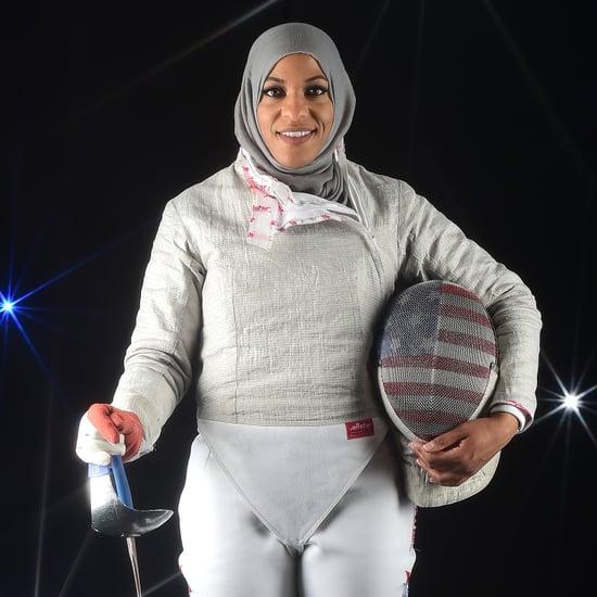 Ibtihaj Muhammad at the Olympics (Video)