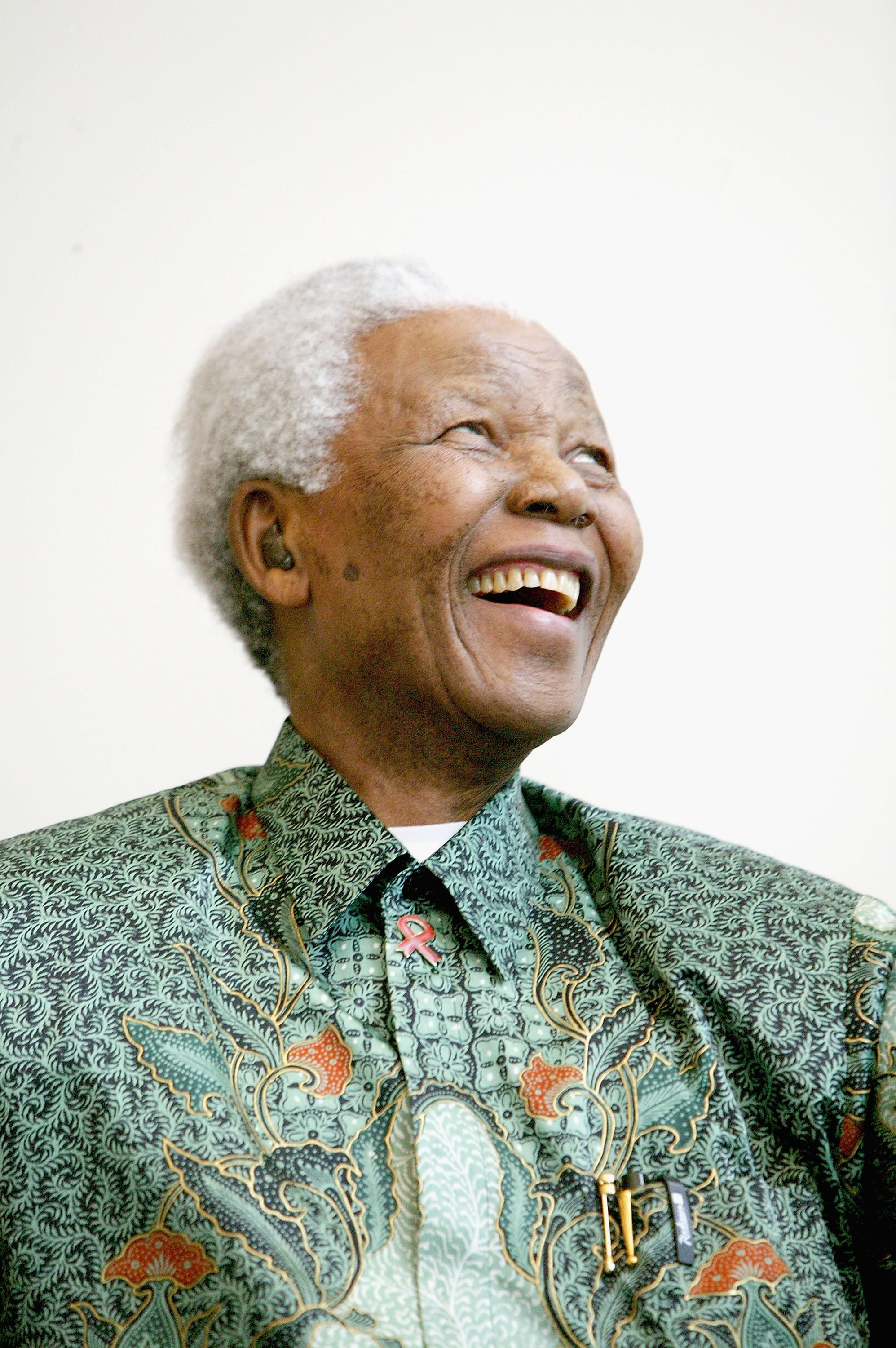 """Nelson Mandela told Oprah in 2001 that being humble is most important: """"If you are humble, you are no threat to anybody. Some behave in a way that dominates others. That's a mistake. If you want the cooperation of humans around you, you must make them feel they are important — and you do that by being genuine and humble. You know that other people have qualities that may be better than your own. Let them express them."""""""