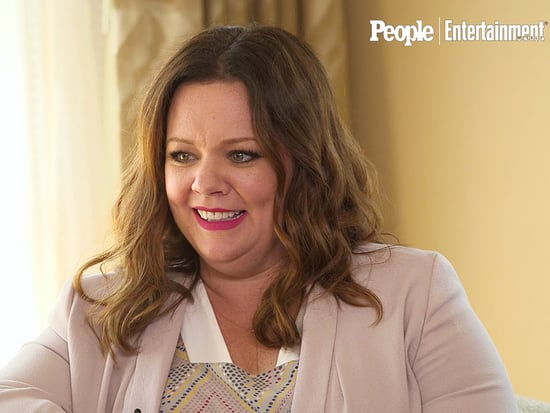 Melissa McCarthy Reveals the One Movie She Can't View in Public: My Reactions 'Make People Nervous'