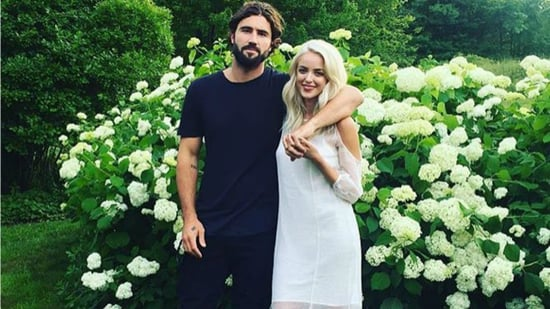 Brody Jenner and Fiancee Kaitlynn Carter Look Totally Happy at New Hampshire Engagement Party