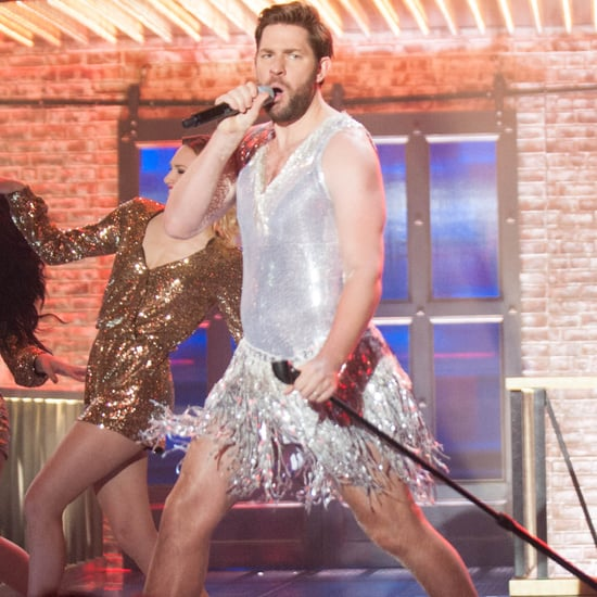 John Krasinski on Lip Sync Battle April 2015 | Video