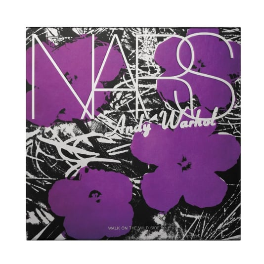 Nars Andy Warhol Makeup Collaboration