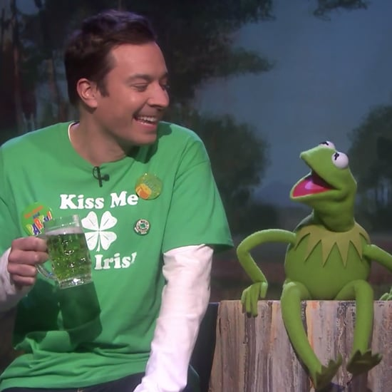 Kermit the Frog Singing With Jimmy Fallon | Video