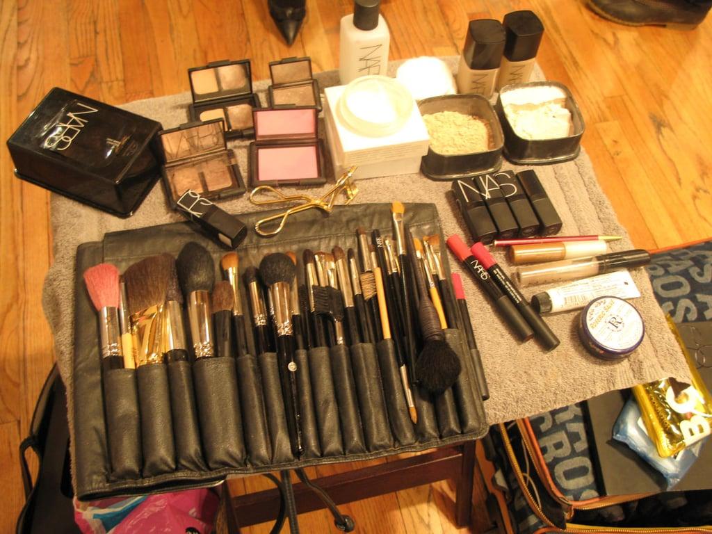 Backstage Beauty: Alice Ritter