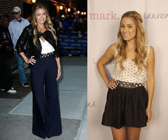 Celebrity Style: Double the Lauren Conrad, Double the Fun