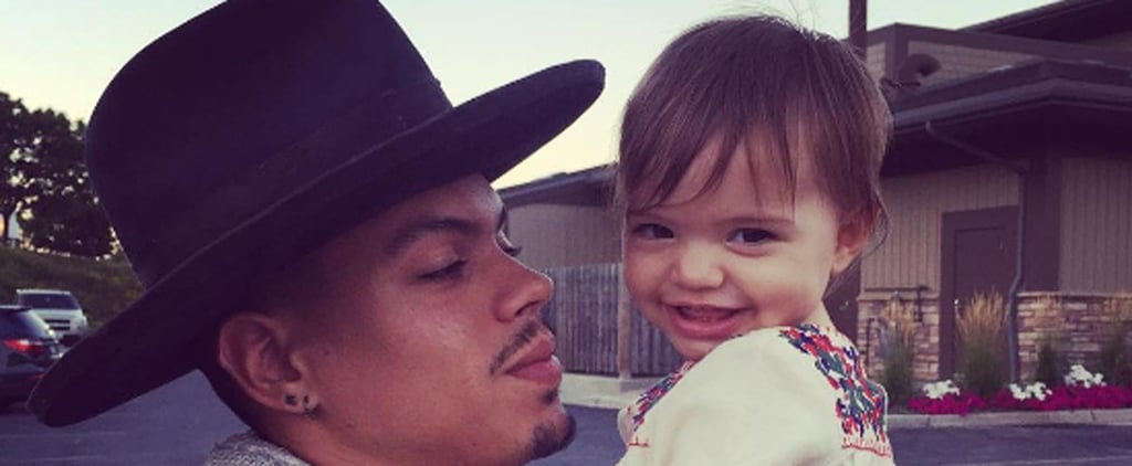 Ashlee Simpson's Daughter Is as Cute as a Button in New Family Photos