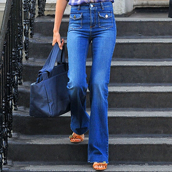 Jean Style Icons: See Pictures of Iconic Denim Clad Celebrities: Brooke Shields, Jennifer Aniston, Jane Birkin, Rachel Zoe